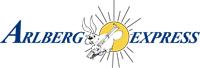 Arlberg Express Logo blau